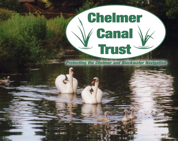 Chelmer Canal Trust - Registered Charity No 1086112